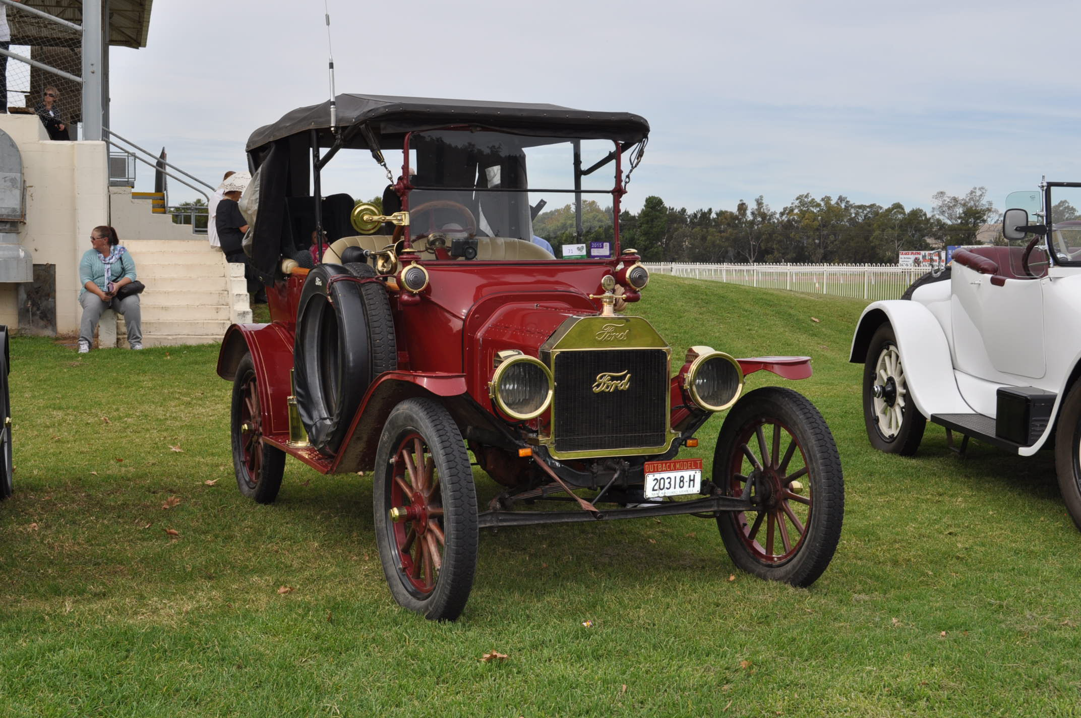 Council of Heritage Motor Clubs NSW