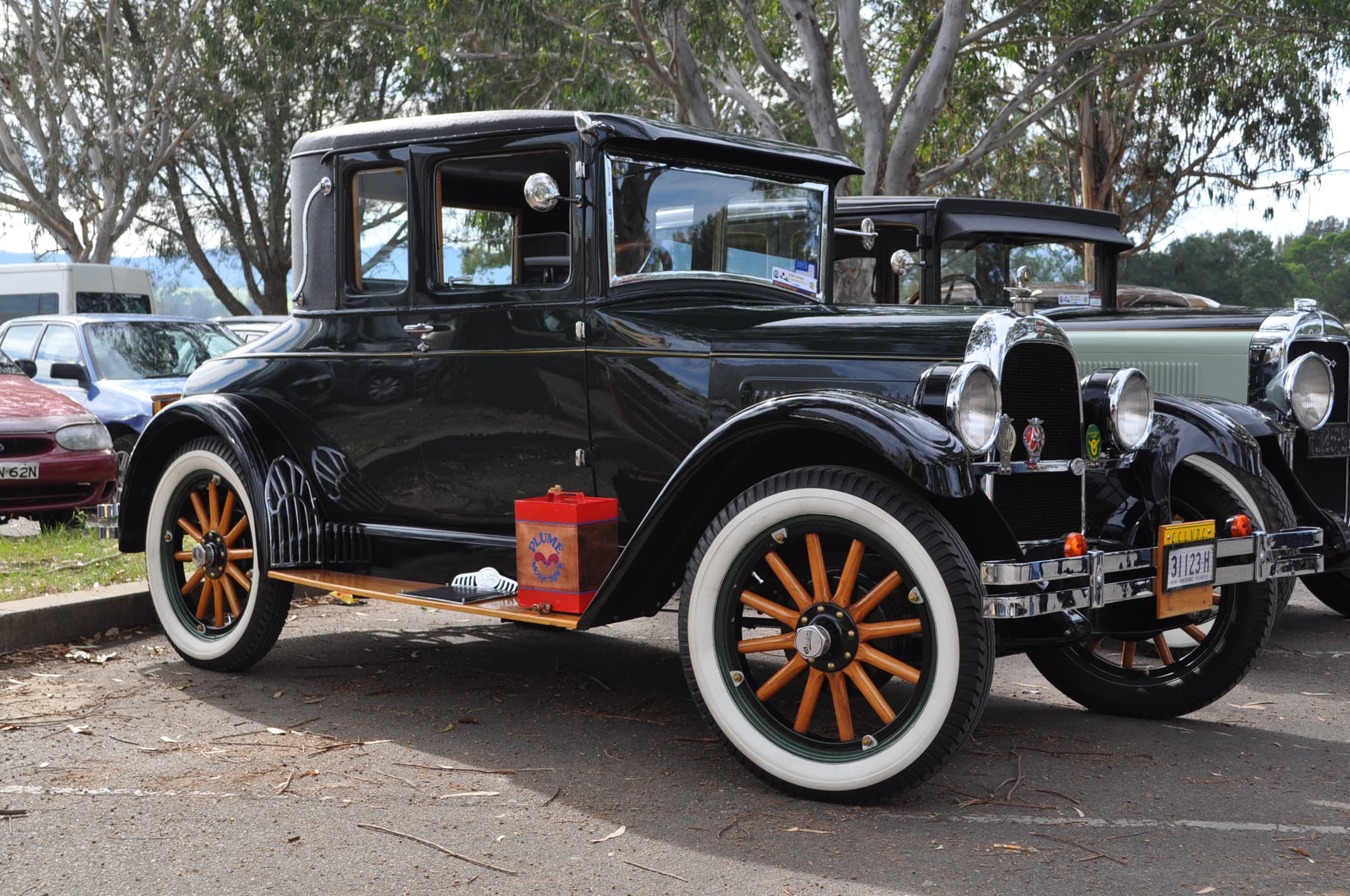 Council of Heritage Motor Clubs NSW Inc