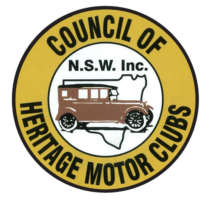 Council of Heritage Motor Clubs NSW logo